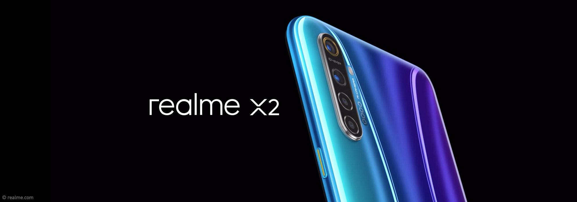 Realme X2 – hochgradig konkurrenzfähig in seiner Klasse