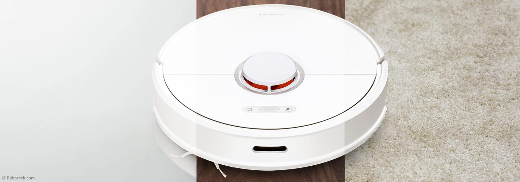 Roborock S6 – Saugroboter mit Raumerkennung