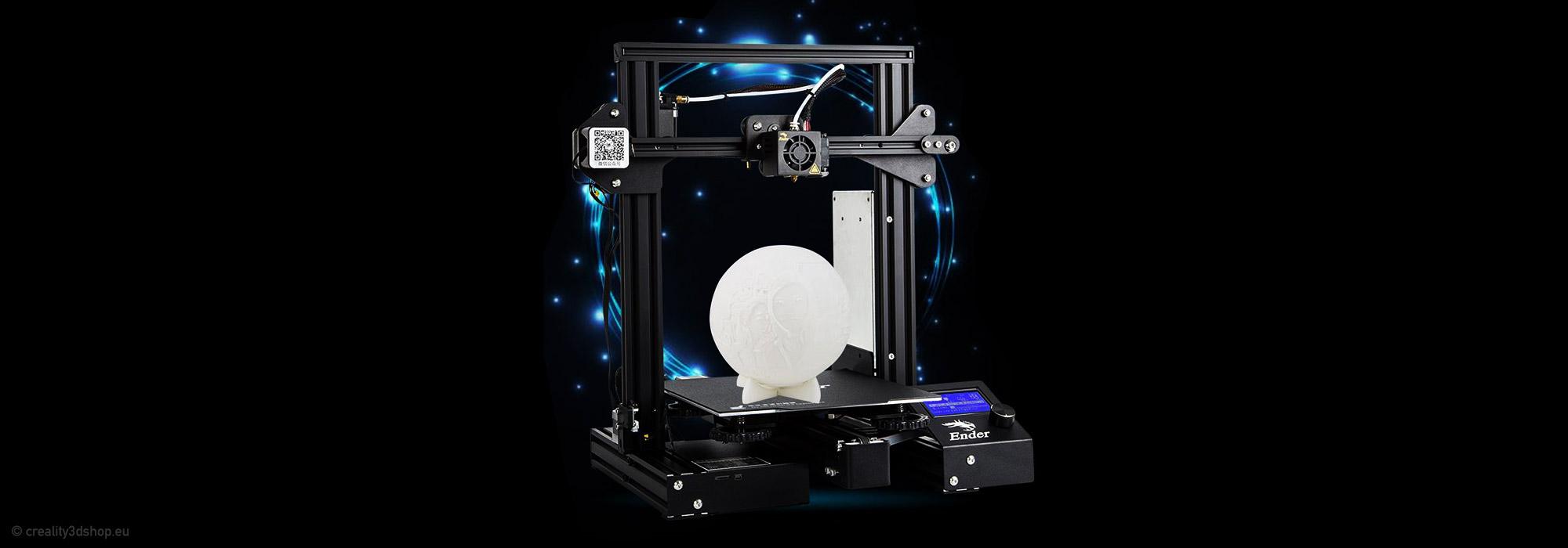 3D-Drucker Creality Ender-3 im Test