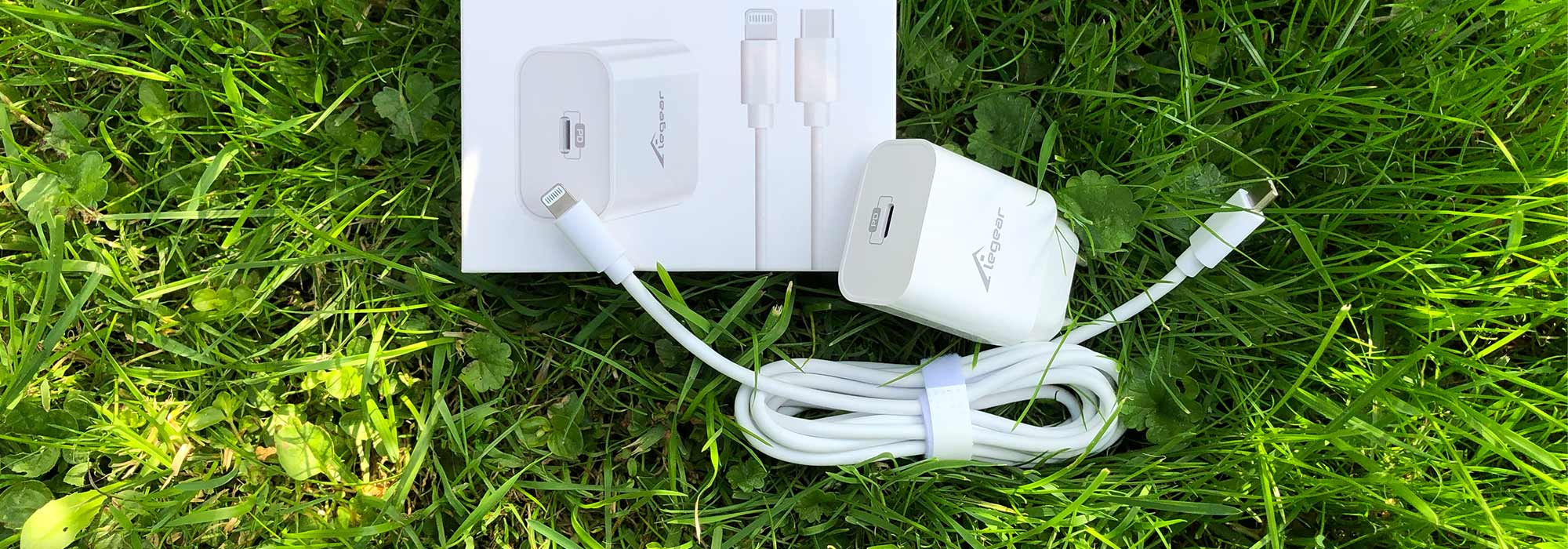 Im Test: Elegear USB-C iPhone Schnellladegerät