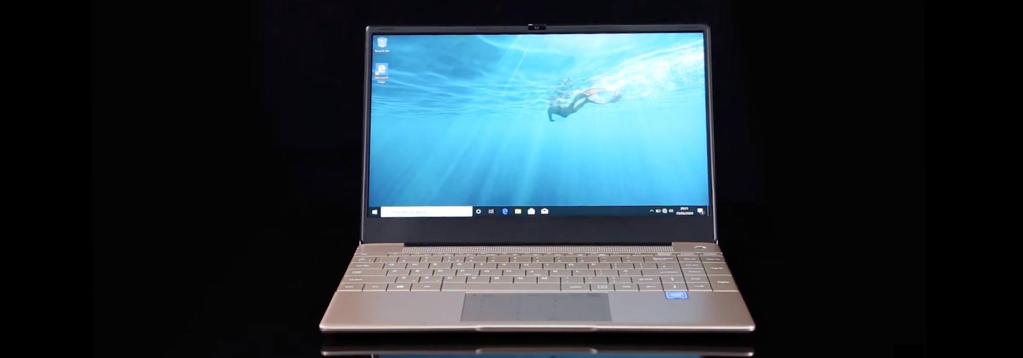 Sonderpreis: KUU K2 Laptop – Spezifikationen & mehr