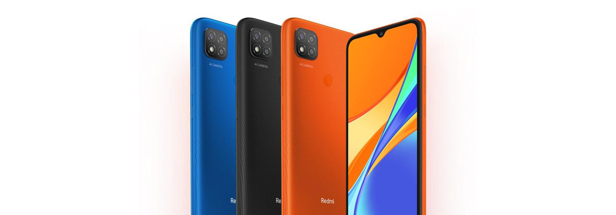 Xiaomi Redmi 9C für unter 100 Euro erhältlich