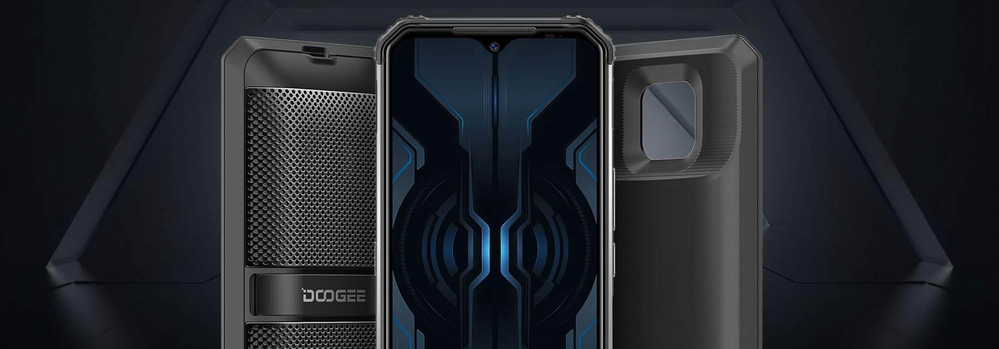DOOGEE S95 Pro: Modulares Outdoor-Smartphone im Test