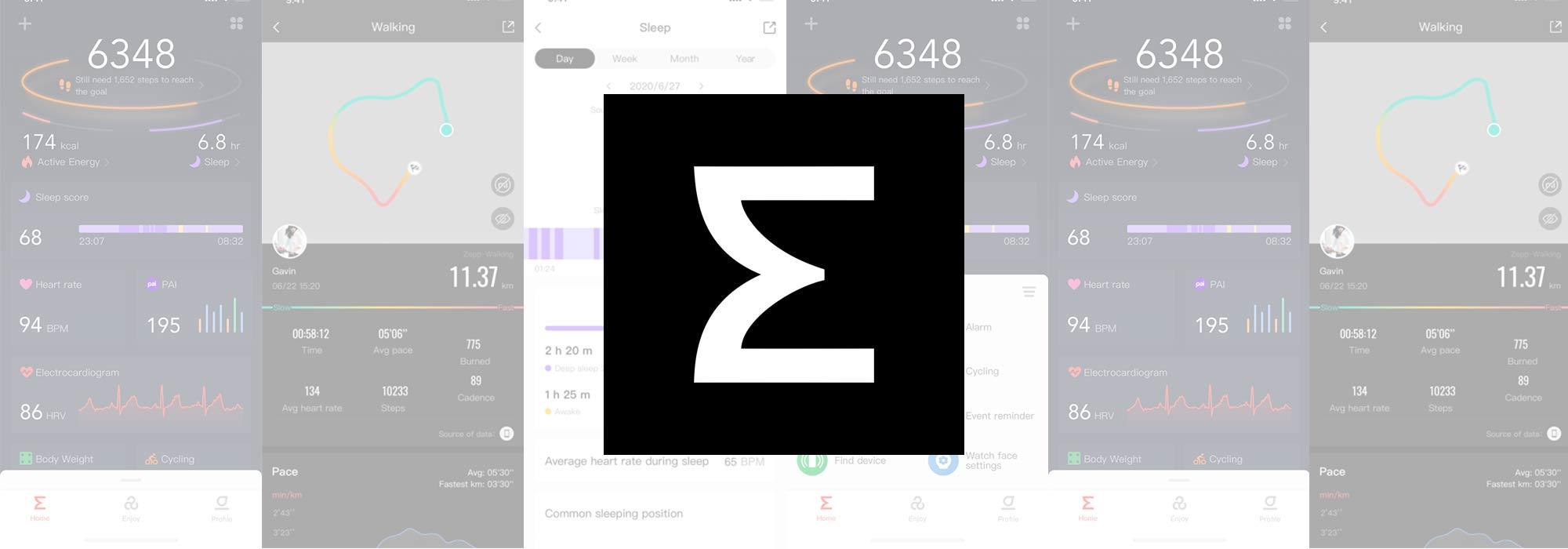 Amazfit-App wird in Zepp umbenannt