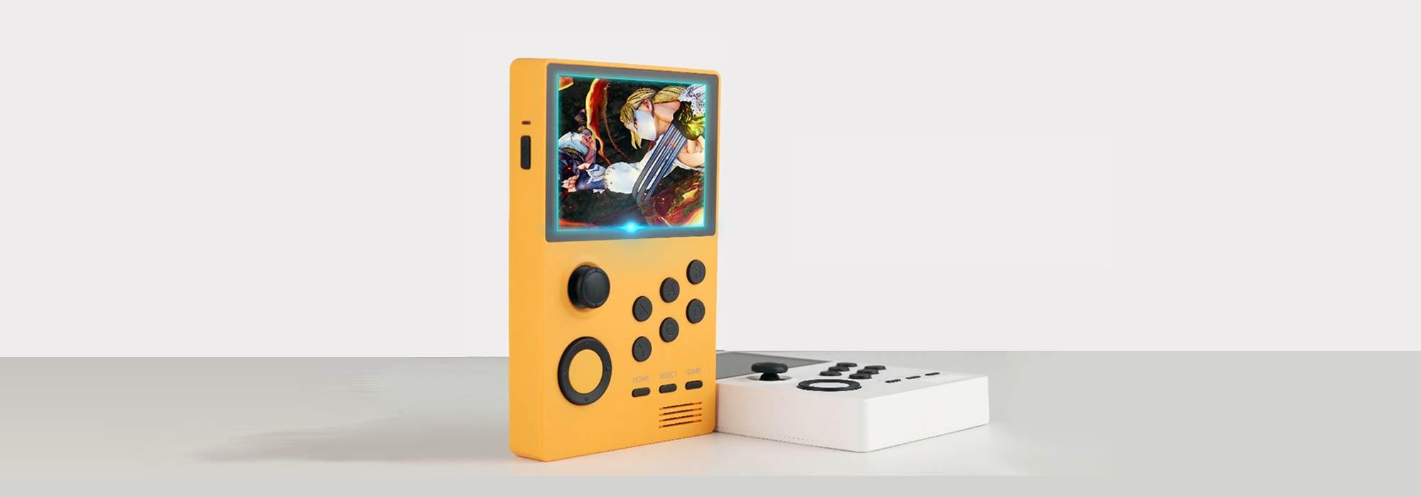 SupRetro Handheld: Review der mobilen Spielekonsole