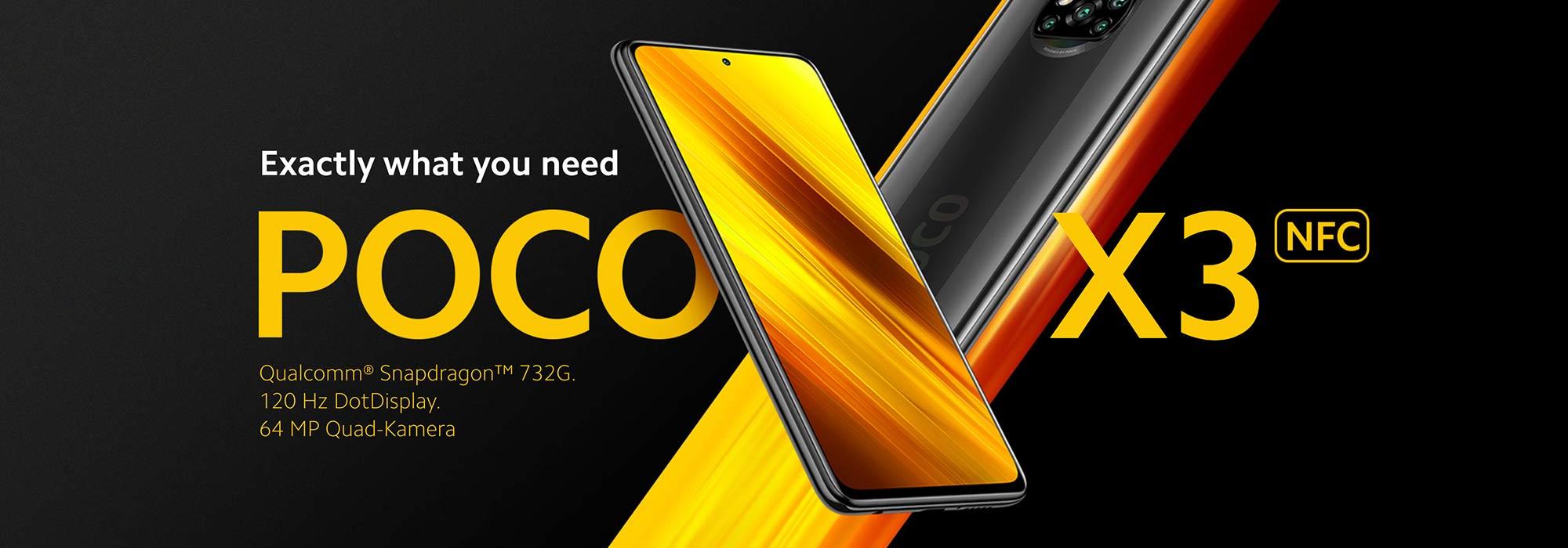 Xiaomi POCO X3: Test, Einschätzung & mehr